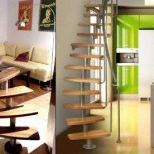 Escaleras modulares